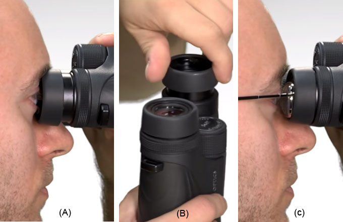 magnification power and aperture in binoculars